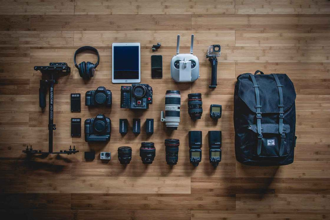 Best Photography Gear for beginners